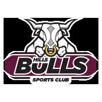 Hills Bulls Logo